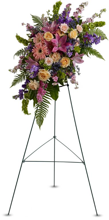 Florist Family Heritage Plan 3235 Lombardy Ln, Dallas, TX 75220 (214) 350-0155