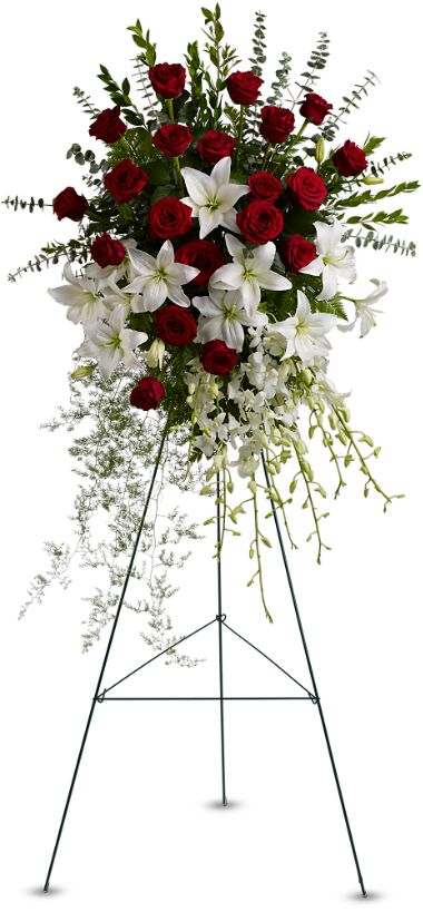 flowers florist shop near Calvary Funeral Home Irving, TX 75060 (972) 579-7356