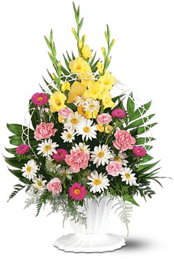 Gonzalez Funeral Home flower florist near dallas texas